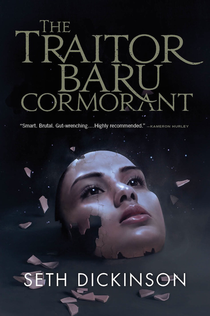 Traitor Baru Cormorant by Seth Dickinson cover image