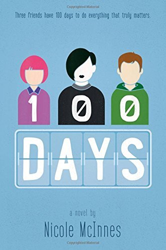 100 Days by Nicole McInnes book cover