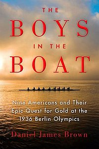 Boys in the Boat cover image