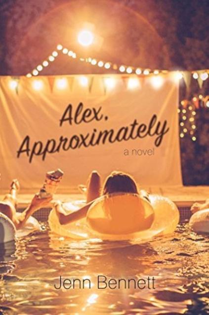 Alex Approximately by Jenn Bennet book cover