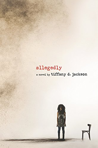 Allegedly by Tiffany Jackson cover image