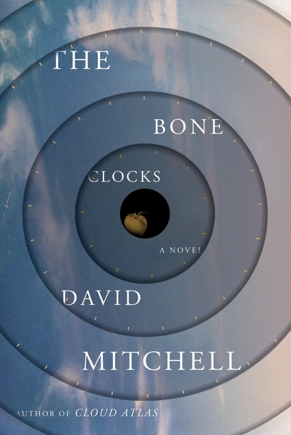 Bone Clocks by David Mitchell cover image
